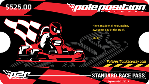 Pole Position Race Voucher