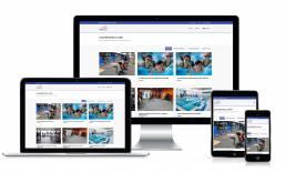 Vouchercart voucher sales page mockup for Leisure World Cork