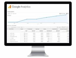 Google analytics and tracking at VoucherCart